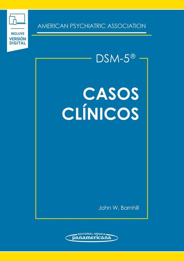 Dsm-5. casos clinicos (incluye ebook)