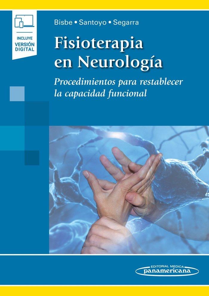 Fisioterapia en neurologia incluye version digital