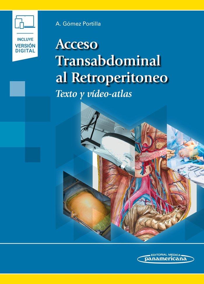 Acceso transabdominal al retroperitoneo