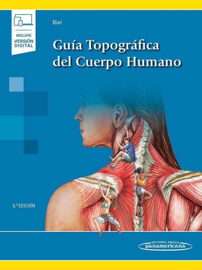 Guia topografica del cuerpo humano 6ªed