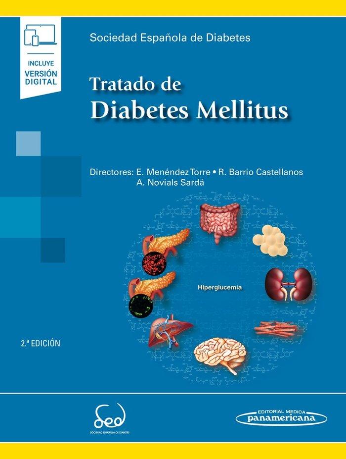 Tratado diabetes mellitus (incluye version digital)