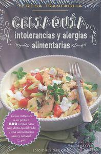 Celiaquia intolerancias y alergias alimentarias