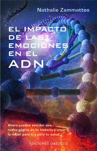 Impacto de las emociones en el adn,el