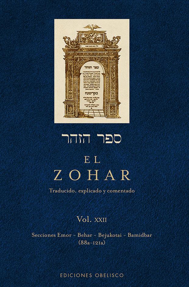 Zohar vol 22,el