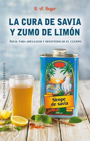 Cura de savia y zumo de limon ne