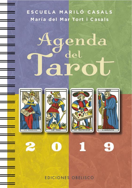 Agenda 2019 del tarot