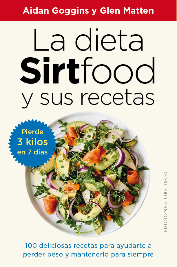 Dieta sirtfood y sus recetas,la