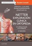 Netter. exploracion clinica en ortopedia + studentconsult 3