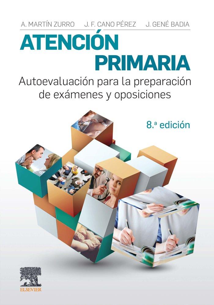 Atencion primaria autoevaluacion preparacion examenes oposi
