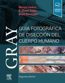 Gray guia fotografica de diseccion del cuerpo humano (2ª e