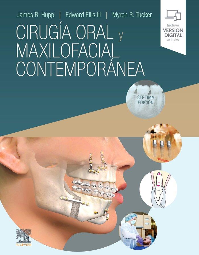 Cirujia oral maxilofacial contemporanea 7ªed 20