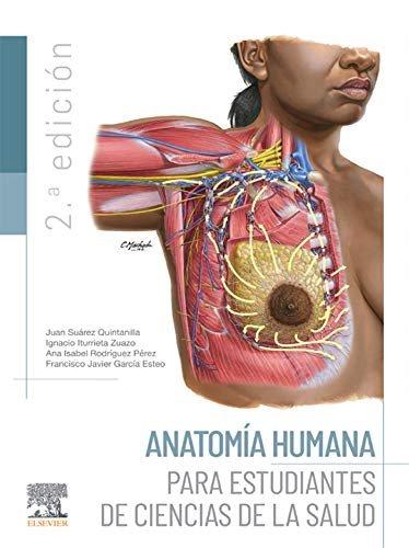 Anatomia humana para estudiantes de ciencias de la salud