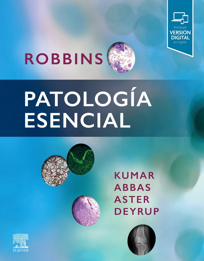 Kumar robbins patologia esencial