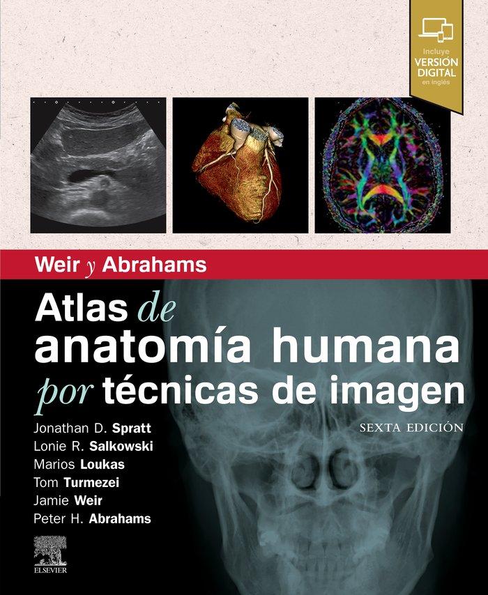 Weir y abrahams atlas de anatomia humana por tecnicas image