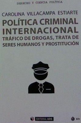 Politica criminal internacional