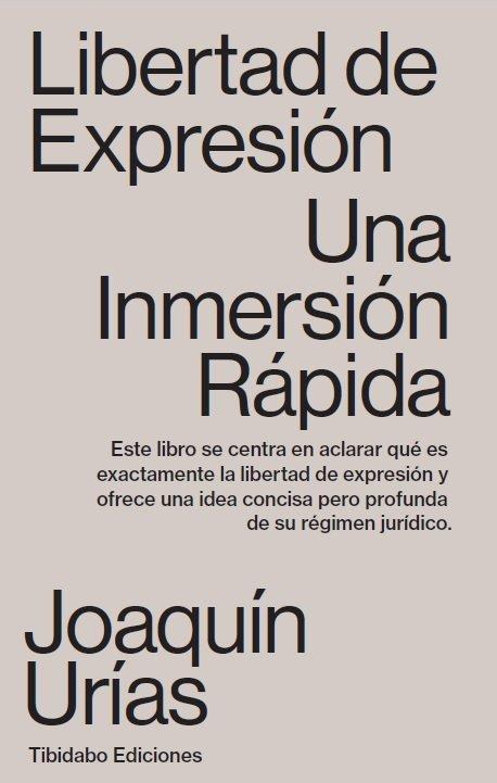 Libertad de expresion una inmersion rapida