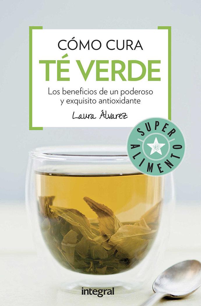 Como cura el te verde