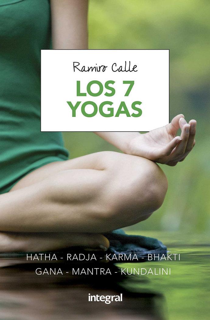 Siete yogas,los