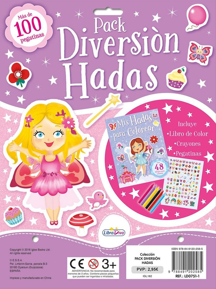 Hadas pack diversion
