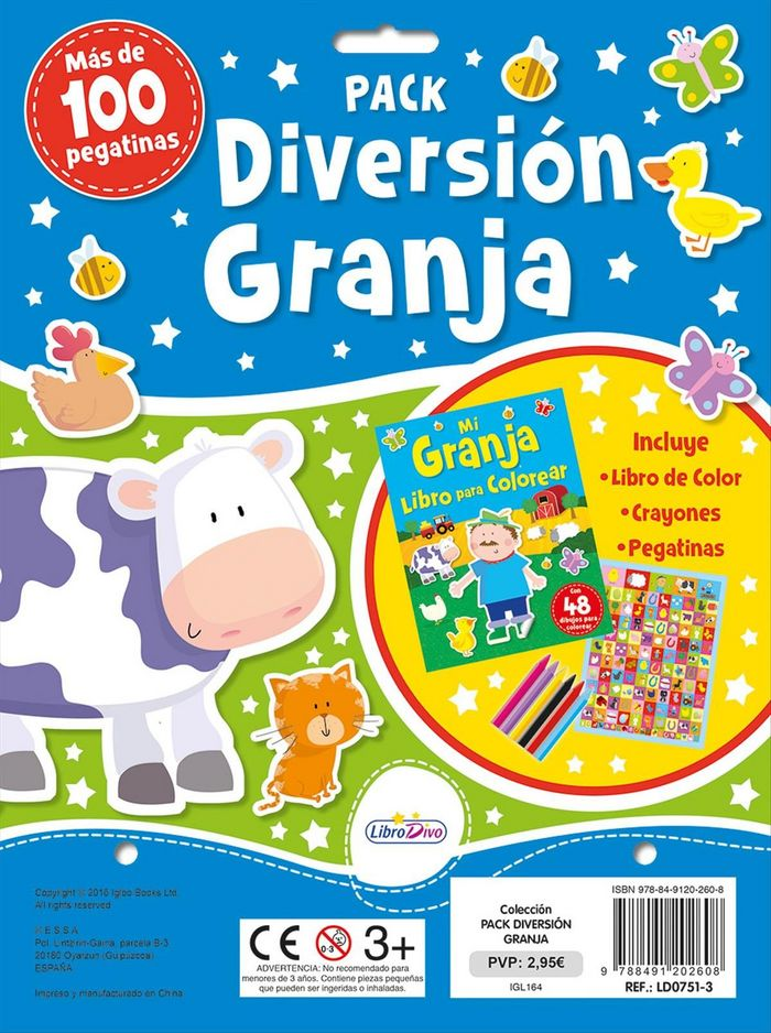 Granja pack diversion