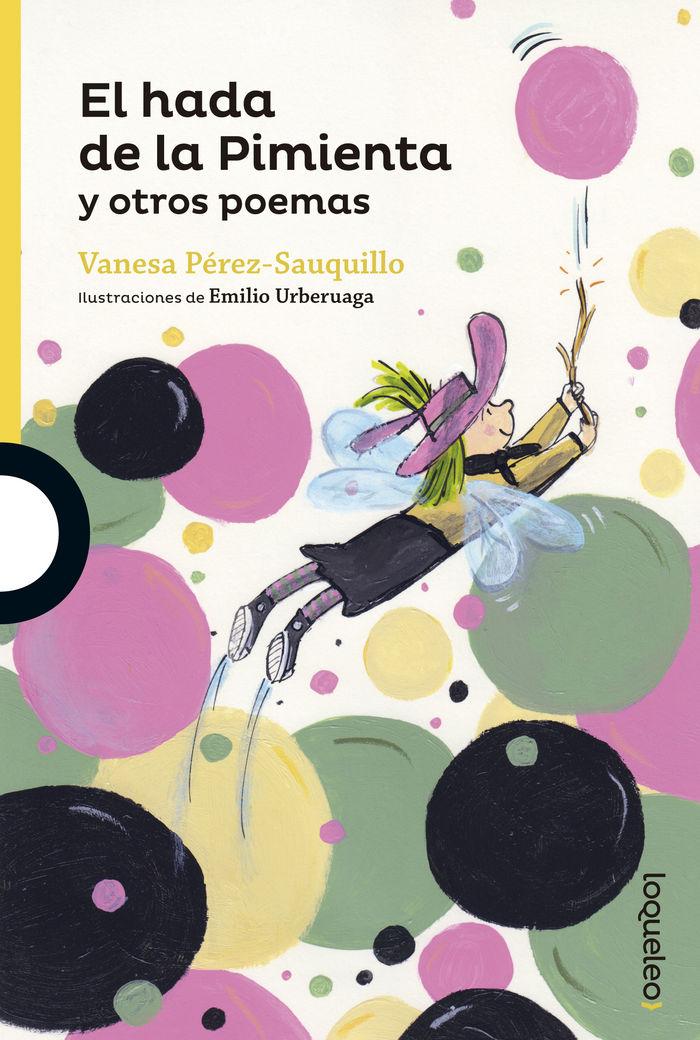 Hada de la pimienta y otros poemas,el
