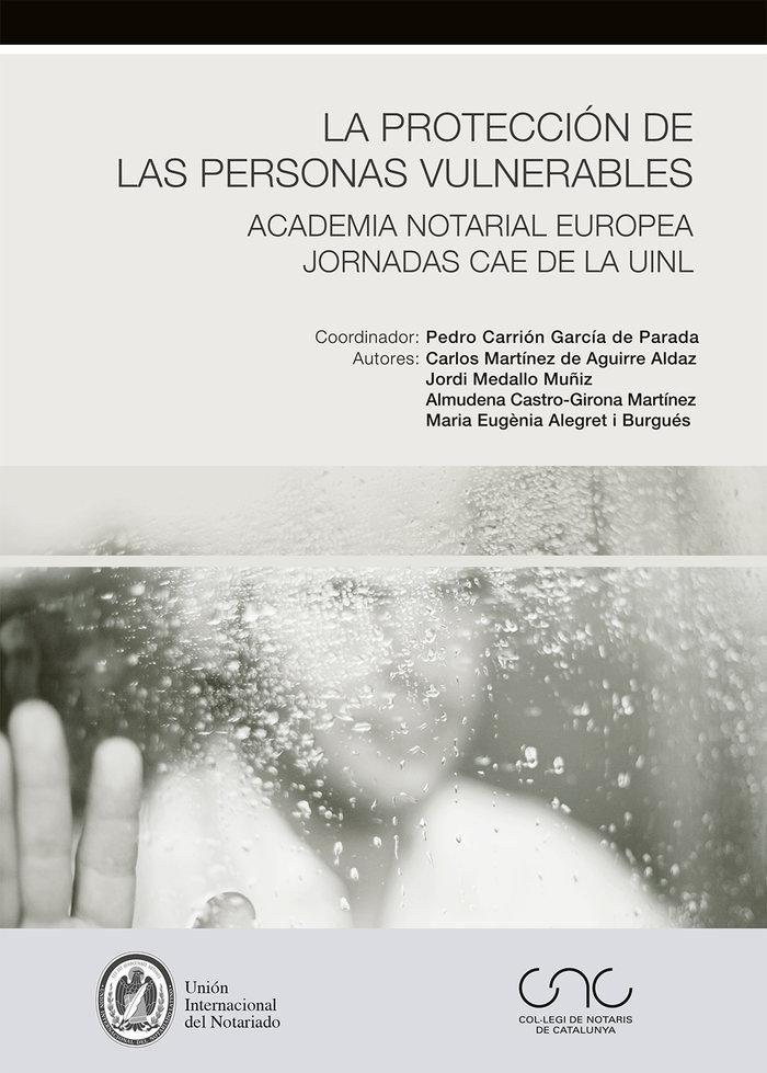 Proteccion de las personas vulnerables,la