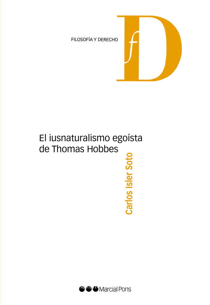Iusnaturalismo egoista de thomas hobbes,el