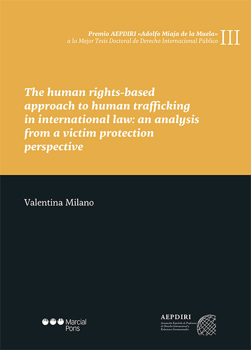 Human rights based approach to human trafficking in inte