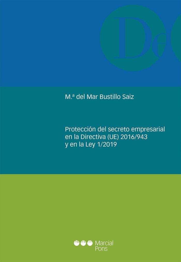 Proteccion del secreto empresarial en la directiva ue
