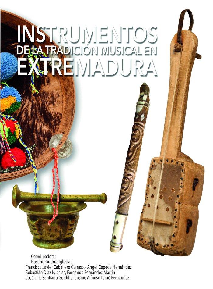 Instrumentos de la tradicion musical en extremadura