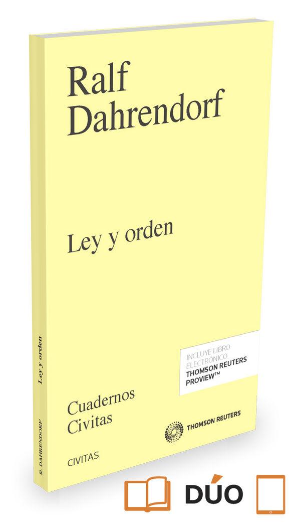 Ley y orden (papel+e-book)