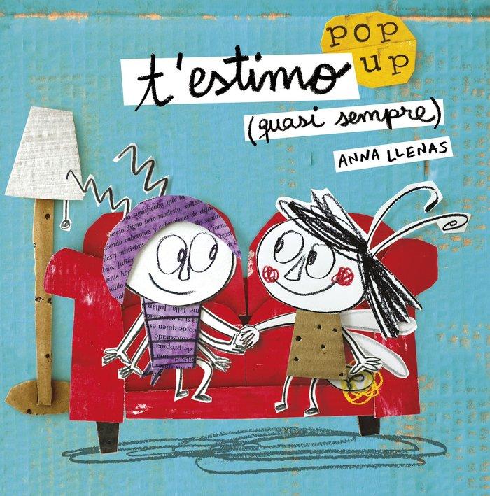T'estimo (quasi sempre) un llibre pop-up