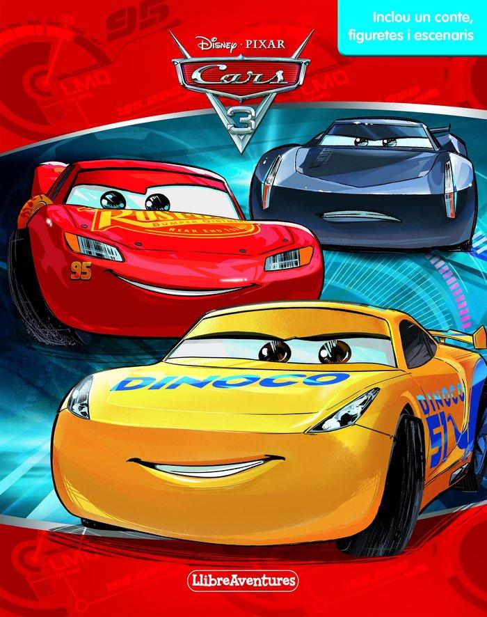 Cars 3 llibreaventures