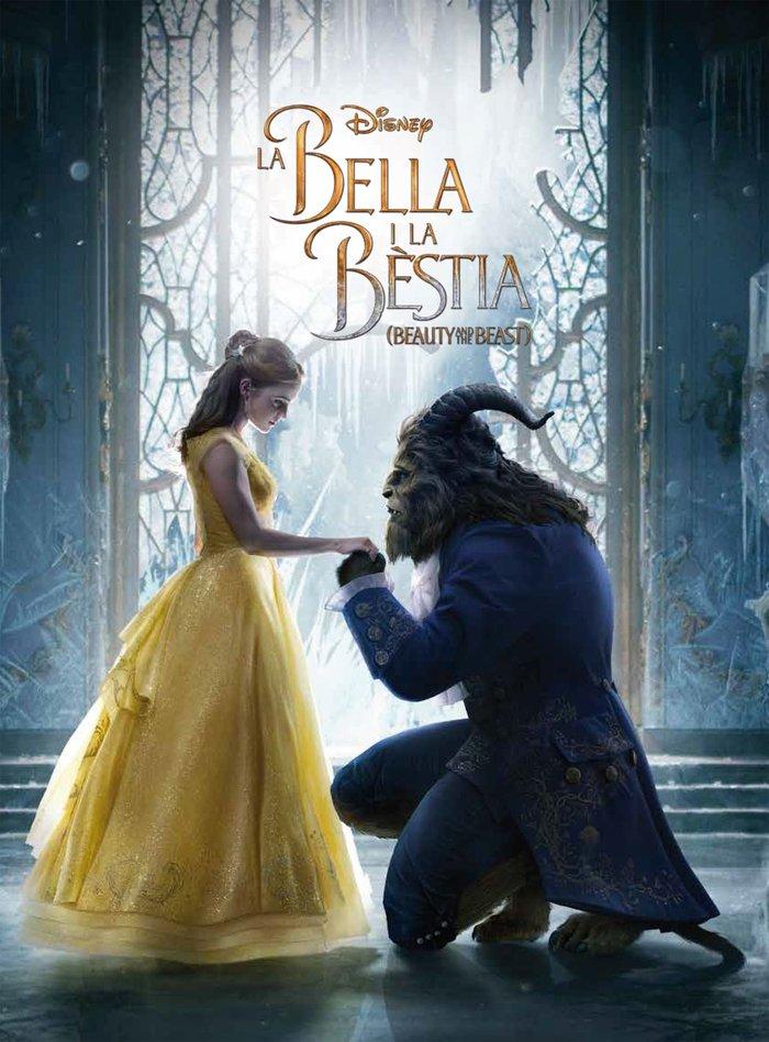 Bella i la bestia. el llibre de la pelicula,la