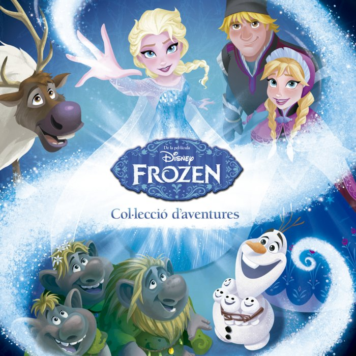 Frozen. colÚleccio d aventures