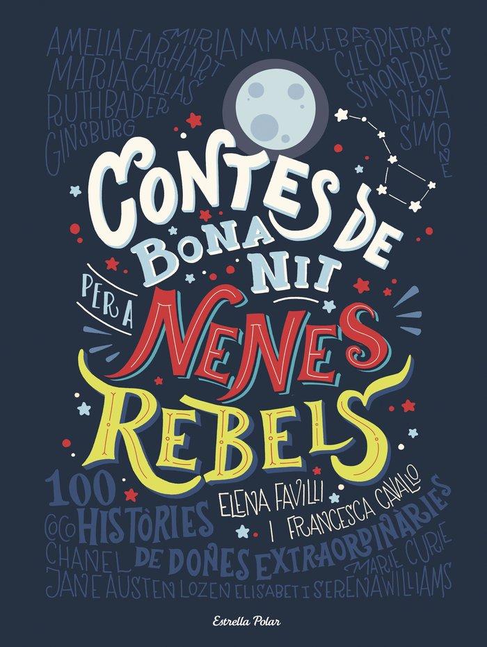 Contes de bona nit per a nenes rebels 1
