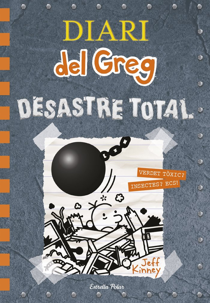 Diari del greg 14 desastre total