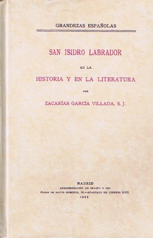 San isidro labrador en la historia y en la literatura