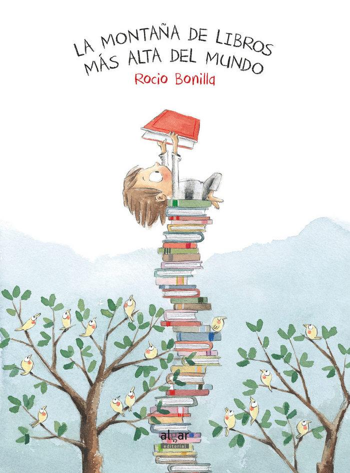 Montaña de libros mas alta del mundo,la