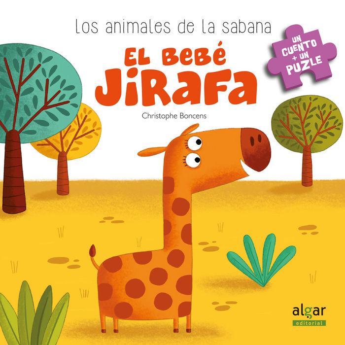 Bebe jirafa,el