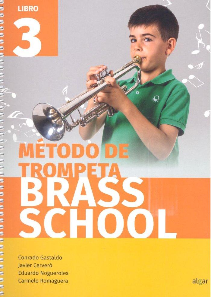 Brass school 3 metodo de trompeta