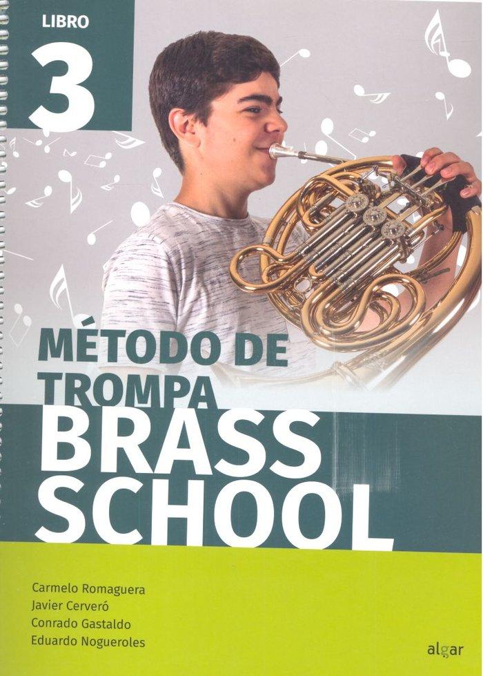 Brass school 3 metodo de trompa