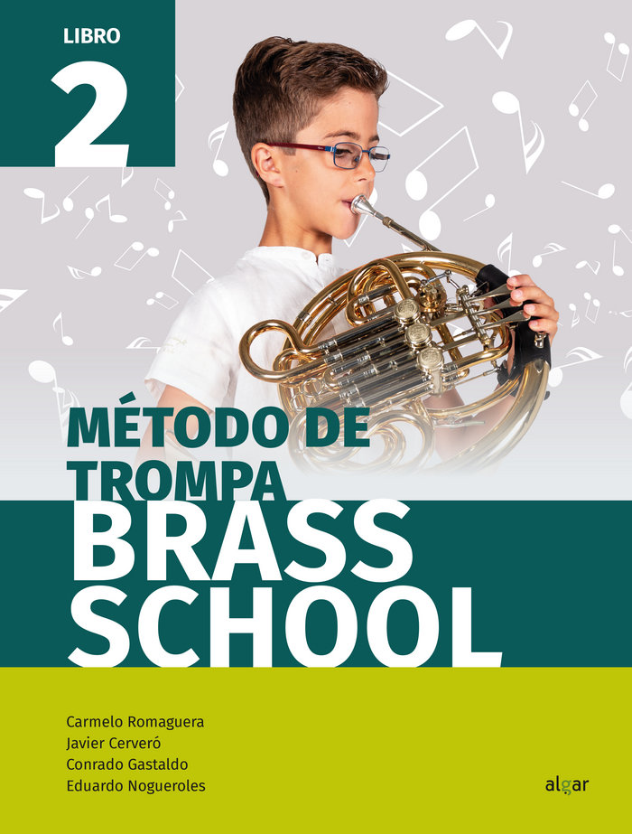 Metodo de trompa brass school libro 2