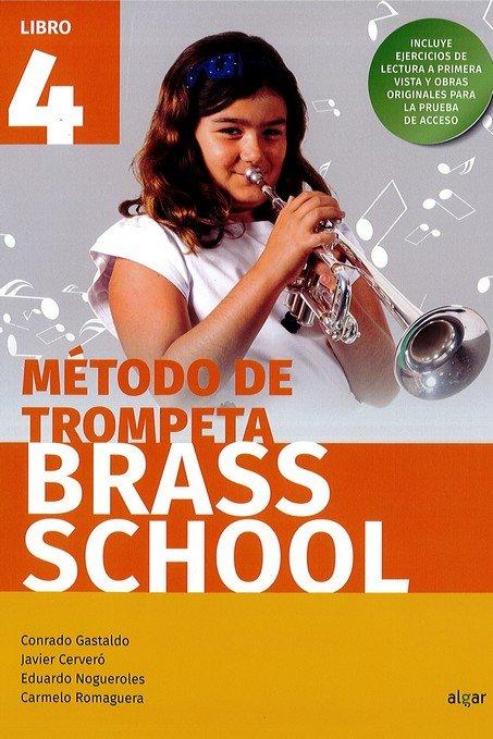 Brass school metodo de trompeta 4