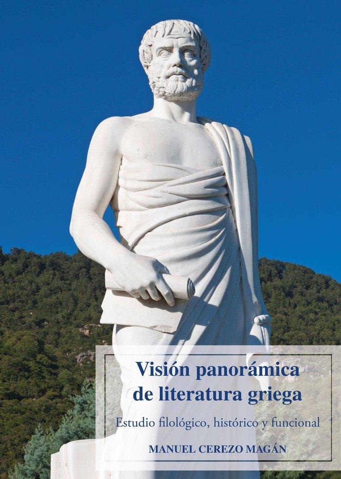 Vision panoramica de literatura griega