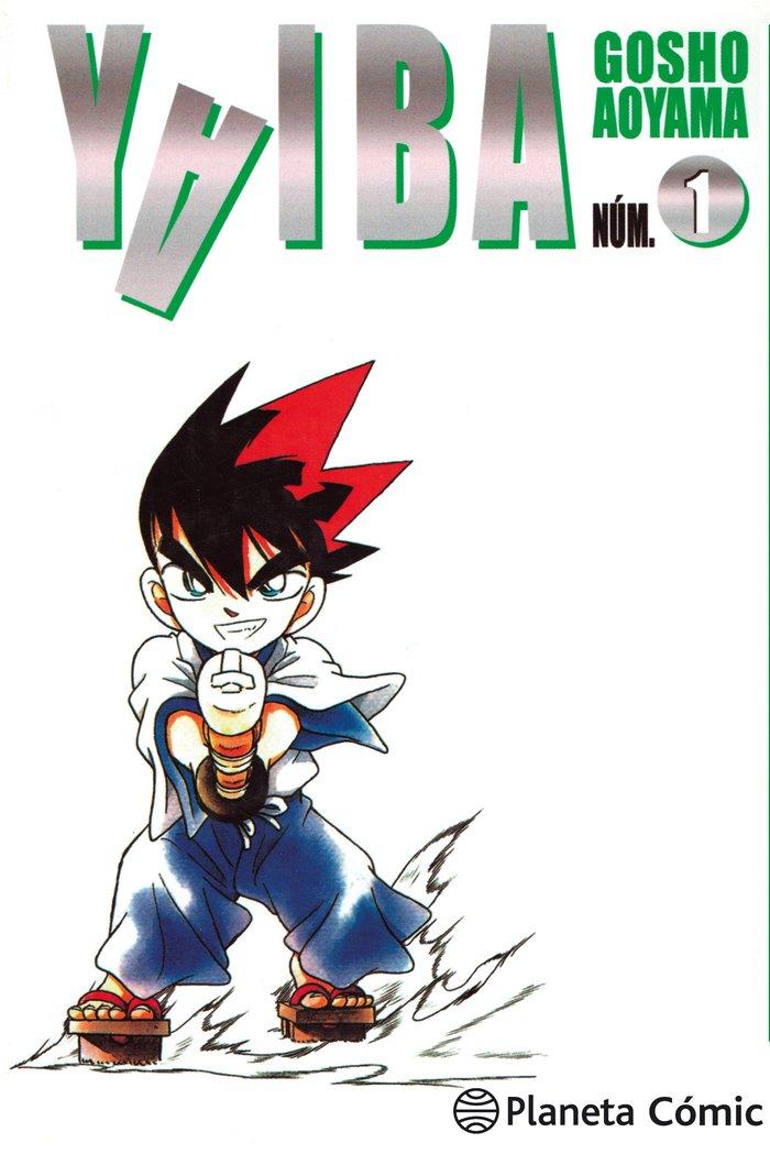 Yaiba 1