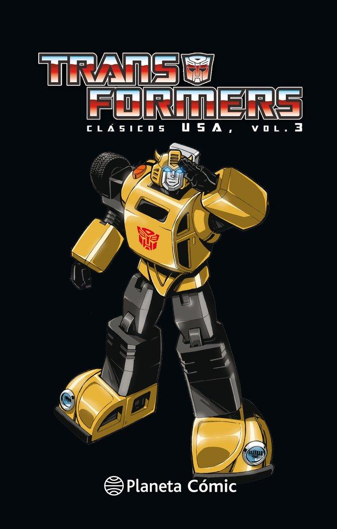 Transformers marvel usa 03/08