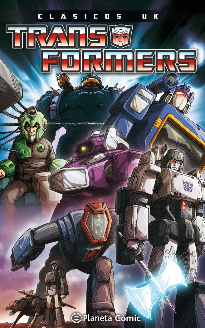 Transformers marvel uk 02/08