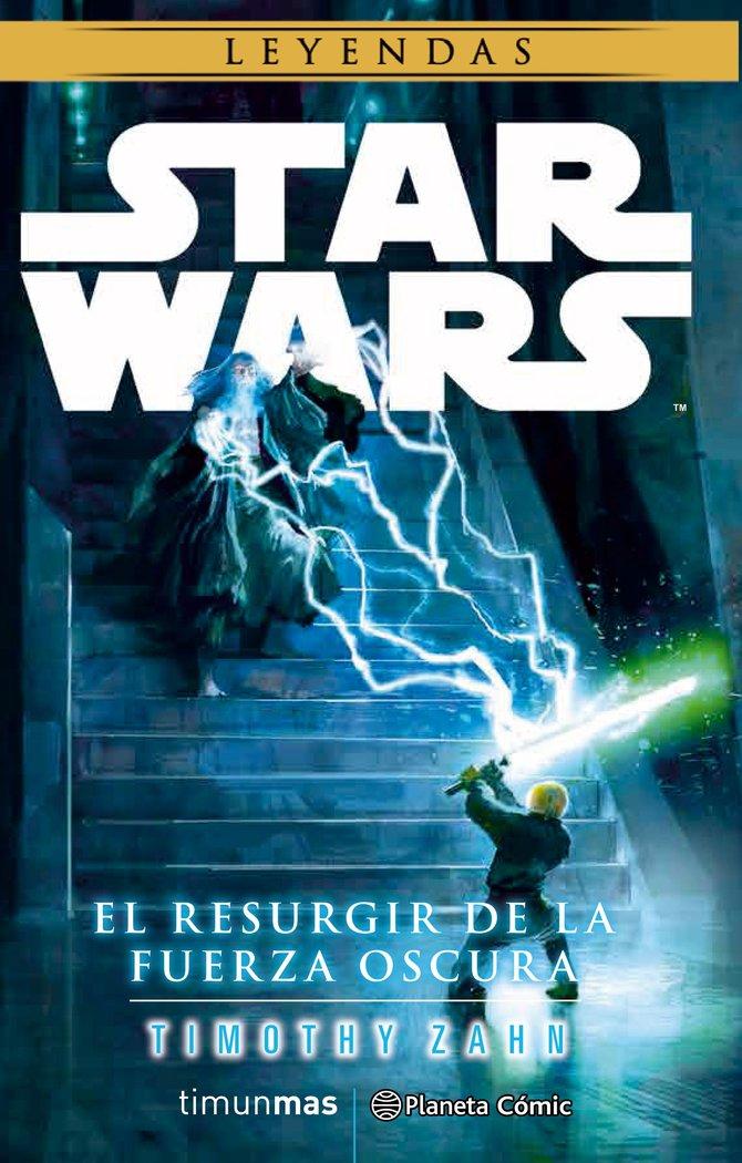 Star wars el resurgir de la fuerza oscura