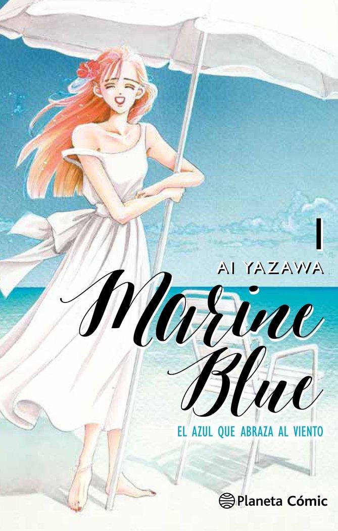 Marine blue 1